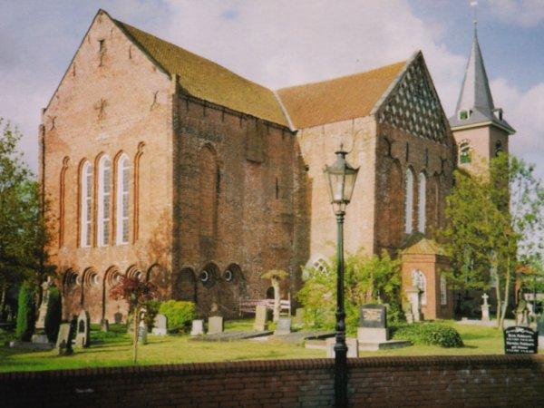 Ev.-ref. Kirche zu Bunde